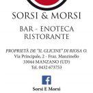 SORSI & MORSI
