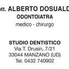 DOTT. ALBERTO DOSUALDO