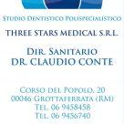 THREE STARS MEDICAL