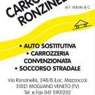 CARROZZERIA RONZINELLA