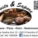 GUSTO & SAPORE