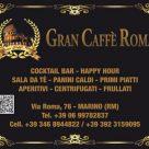 GRAN CAFFÉ ROMA