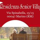 RESIDENZA SENIOR VILLAGE