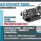 CAR SERVICE 2005
