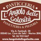 L'ANGOLO DELLE GOLOSITÀ