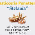 PASTICCERIA PANETTERIA STEFANIA