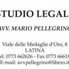 AVV. MARIO PELLEGRINO