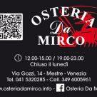 OSTERIA DA MIRCO