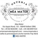 MEA MATER