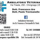 AMBULATORIO VETERINARIO DOTT. FRANCESCO ARE - DOTT. PAOLO TREVISANELLO