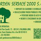 GARDEN SERVICE 2000