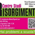 CENTRO STUDI RISORGIMENTO