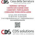C.D.S. CASA DELLA SERRATURA - C.D.S. SOLUTIONS