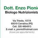 DOTT. ENZO PIONIO