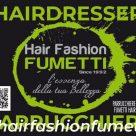 HAIR FASHION FUMETTI