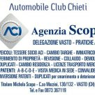 AUTOMOBILE CLUB CHIETI - AGENZIA SCOPA