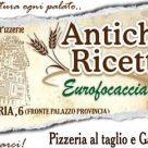 ANTICHE RICETTE EUROFOCACCIA