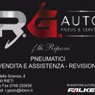 RG AUTO PNEUS & SERVICE