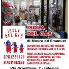 ISOLA DEL GAS