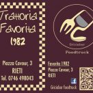 TRATTORIA FAVORITA 1982