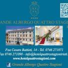 GRANDE ALBERGO QUATTRO STAGIONI