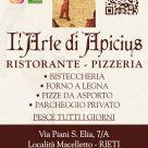 L'ARTE DI APICIUS