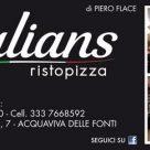 ITALIANS RISTOPIZZA