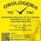OROLOGERIA TIC TAC