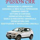 CARROZZERIA AUTORIZZATA FUSION CAR