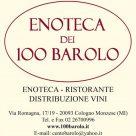 ENOTECA DEI 100 BAROLO