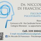DR. NICCOLÒ DI FRANCESCO