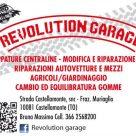 REVOLUTION GARAGE