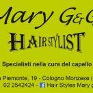 MARY G&G