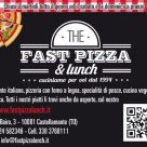 THE FAST PIZZA & LUNCH