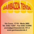 GAMBAZZA TENDE