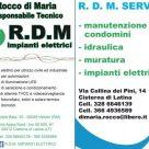 R.D.M IMPIANTI ELETTRICI