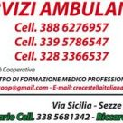FUSCO HEALTH EMERGENCY - CROCE STELLA ITALIANA