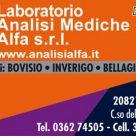 LABORATORIO ANALISI MEDICHE ALFA