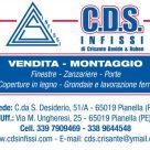 C.D.S. INFISSI
