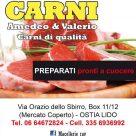 CARNI AMEDEO & VALERIO