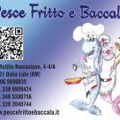 PESCE FRITTO E BACCALÀ