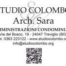 STUDIO COLOMBO ARCH. SARA