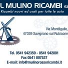 IL MULINO RICAMBI