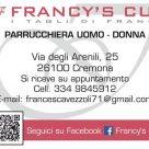 FRANCY'S CUT