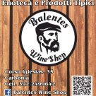 BALENTES WINE SHOP