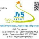 JVS COMPUTERS
