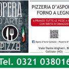 OPERA D'ARTE PIZZA