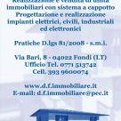 D. F. IMMOBILIARE