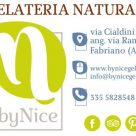 GELATERIA NATURALE BY NICE