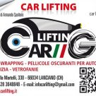 CAR LIFTING